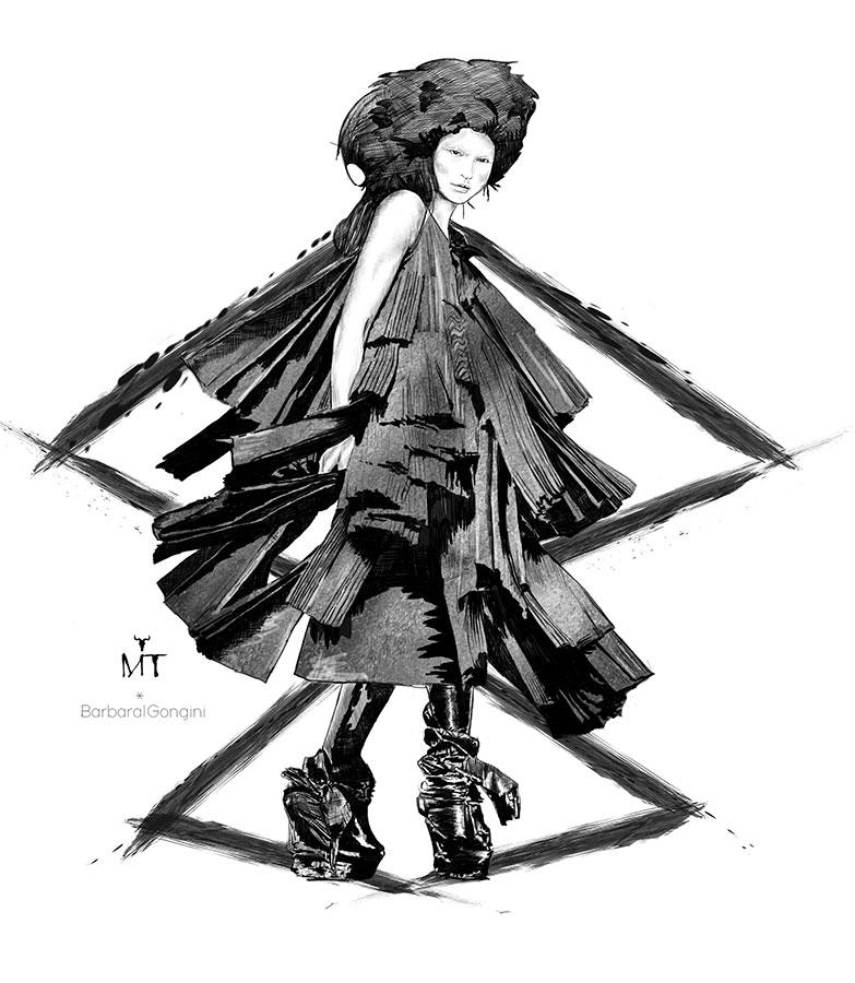 Ilustradora Maribel T Fashion-BarbaraIGongini-ilustracion