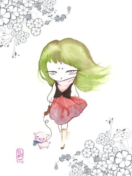 Patricia Yuste Ilustración 12