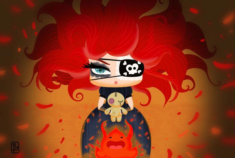 Patricia Yuste Ilustración 14