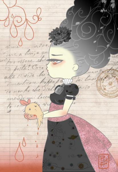 Patricia Yuste Ilustración 15