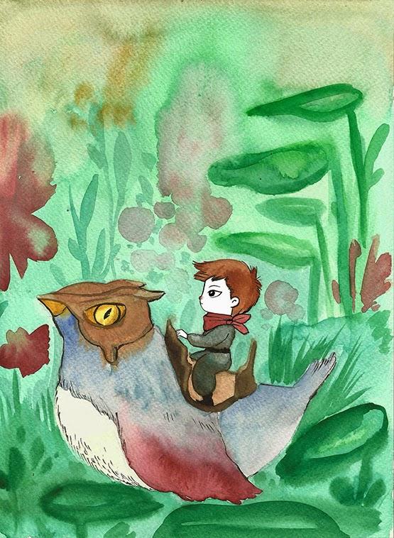 Patricia Yuste Ilustración 20