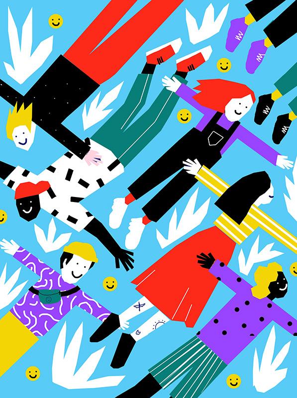 Ilustradora Perrine Honoré, ilustración 003bis