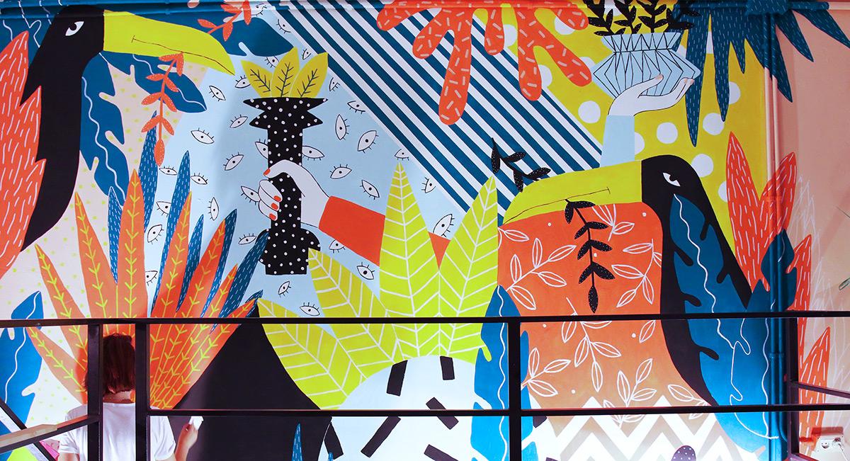 Ilustradora Perrine Honoré, ilustración 008.