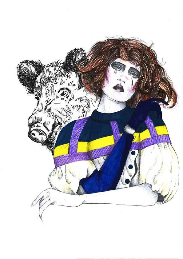 Ilustradora Rita Cisnal Herrero ilustración 032