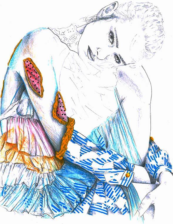 Ilustradora Rita Cisnal Herrero ilustración 033