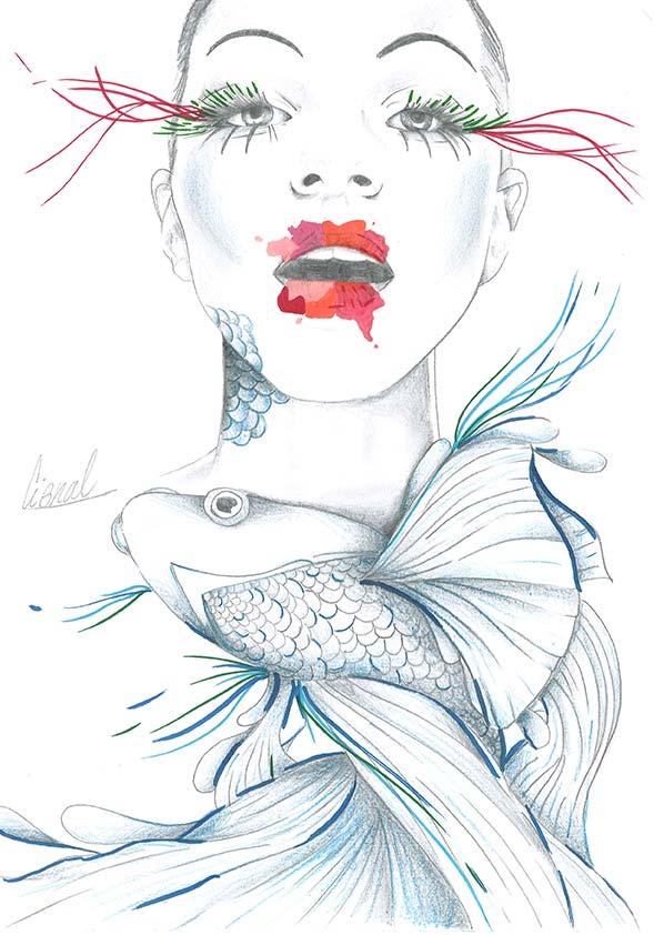 ilustradora Rita Cisnal Herrero ilustración 044