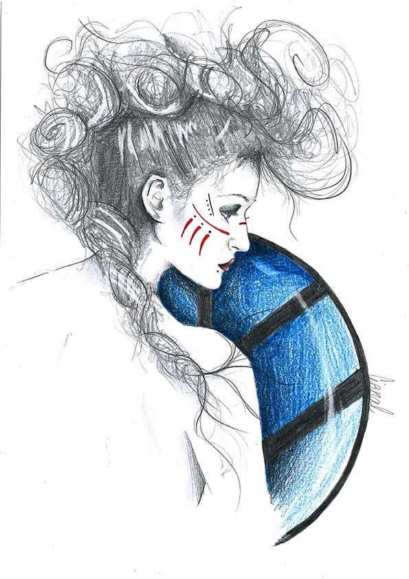 lustradora Rita Cisnal Herrero ilustración 050