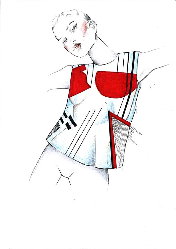lustradora Rita Cisnal Herrero ilustración 054