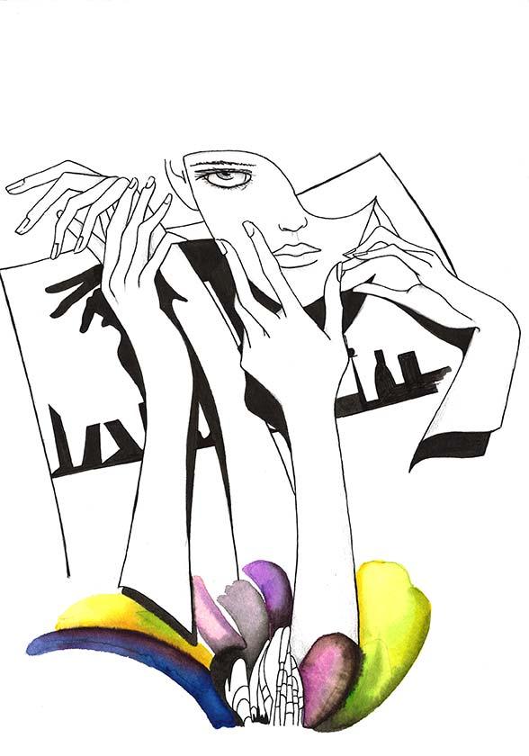lustradora Rita Cisnal Herrero ilustración 058