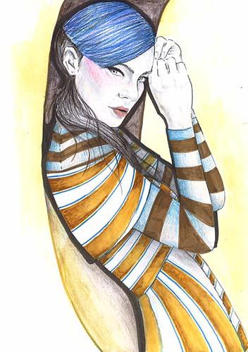 lustradora Rita Cisnal Herrero ilustración 061