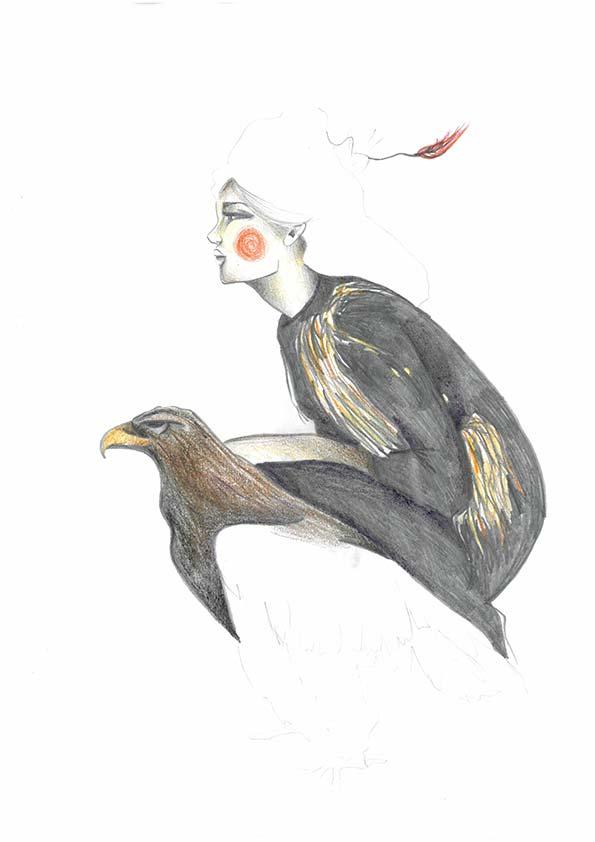 lustradora Rita Cisnal Herrero ilustración 071
