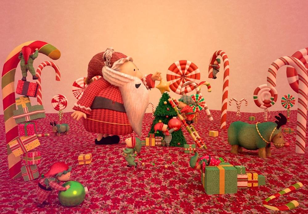 Ilustradores Gaby Thiery, juguetes 2