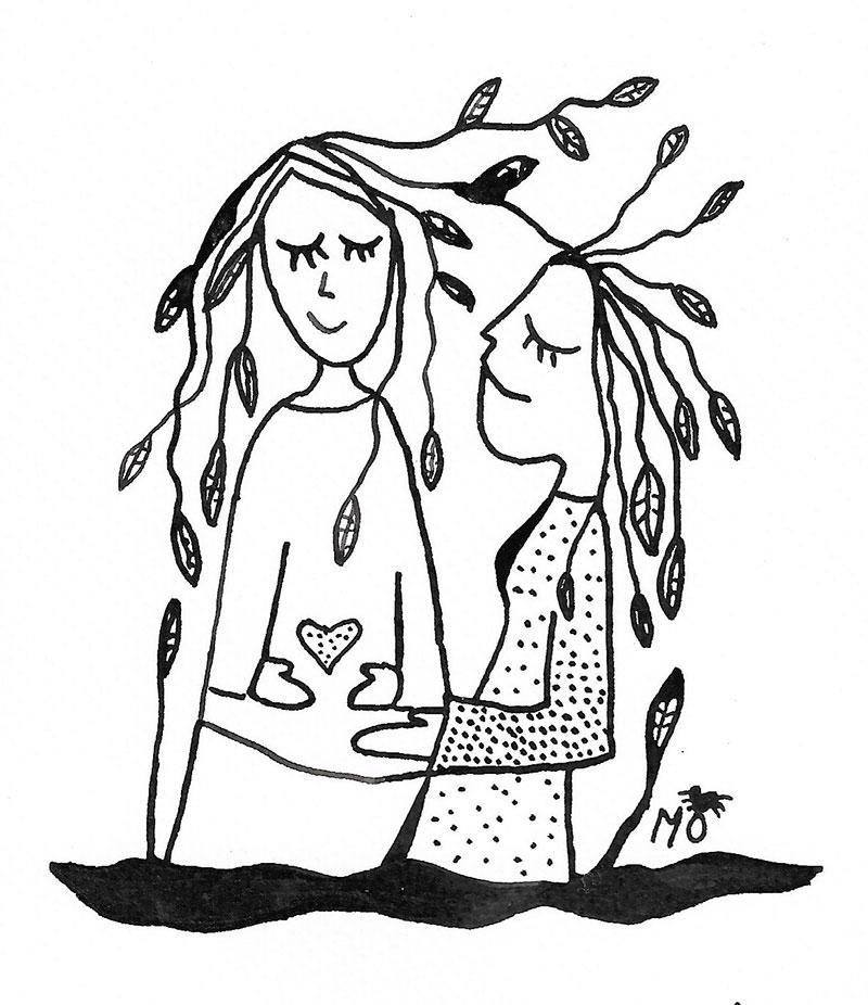 ilustradores mujeres orinicas 9
