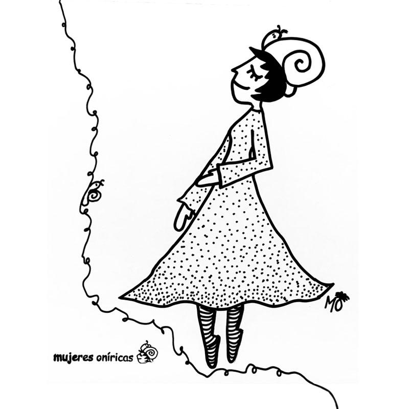ilustradores mujeres orinicas Caracol