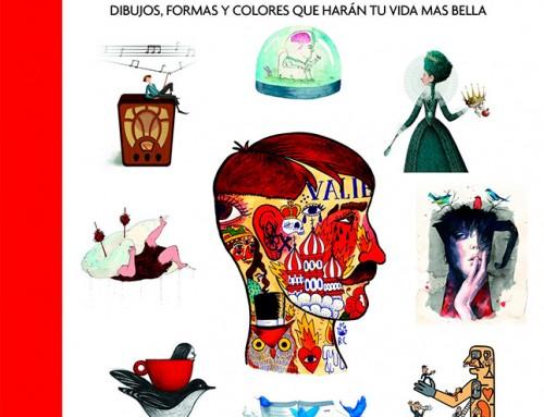 Colaboramos en la realización del libro Ilustradores Españoles