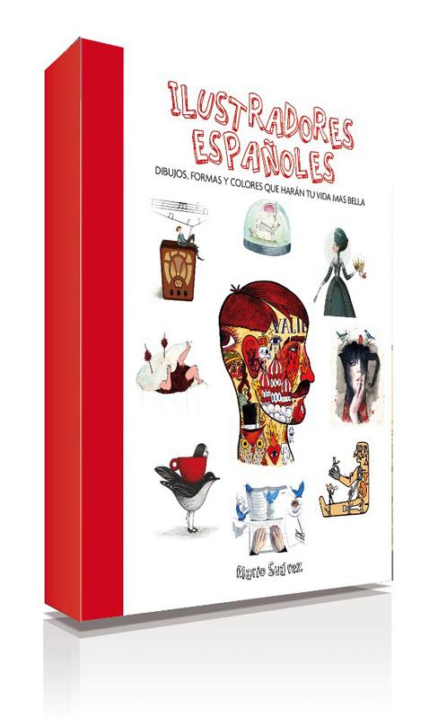 Libro Ilustradores Españoles