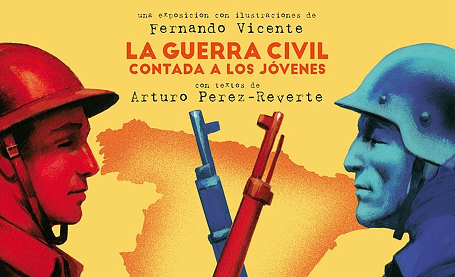 Museo ABC dibujo e ilustración Fernando Vicente