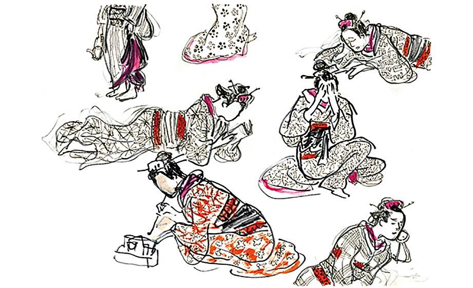 Museo ABC de dibujo e Ilustracion de Kurosawa 2